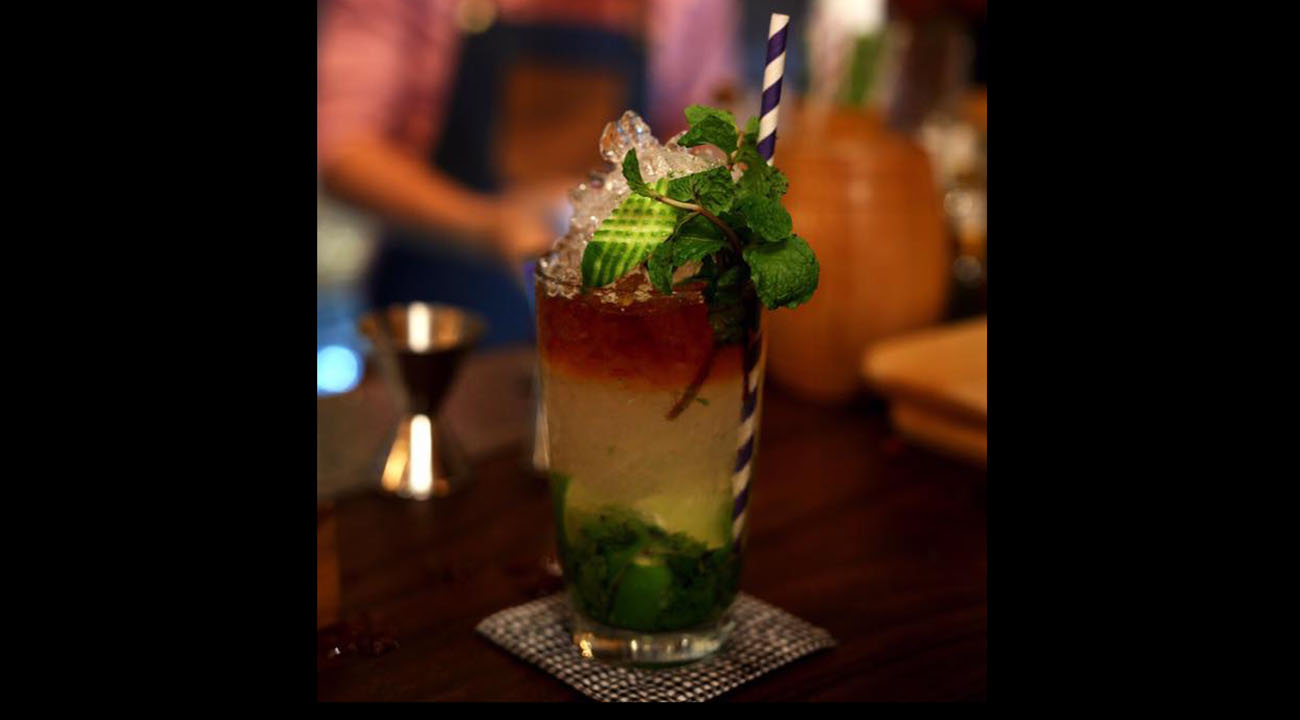 Sip App | The Alley mojito