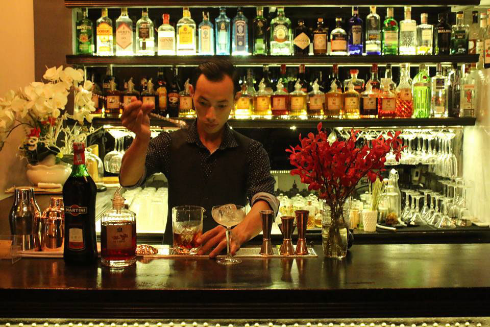 Sip App | The Gin House Mixology
