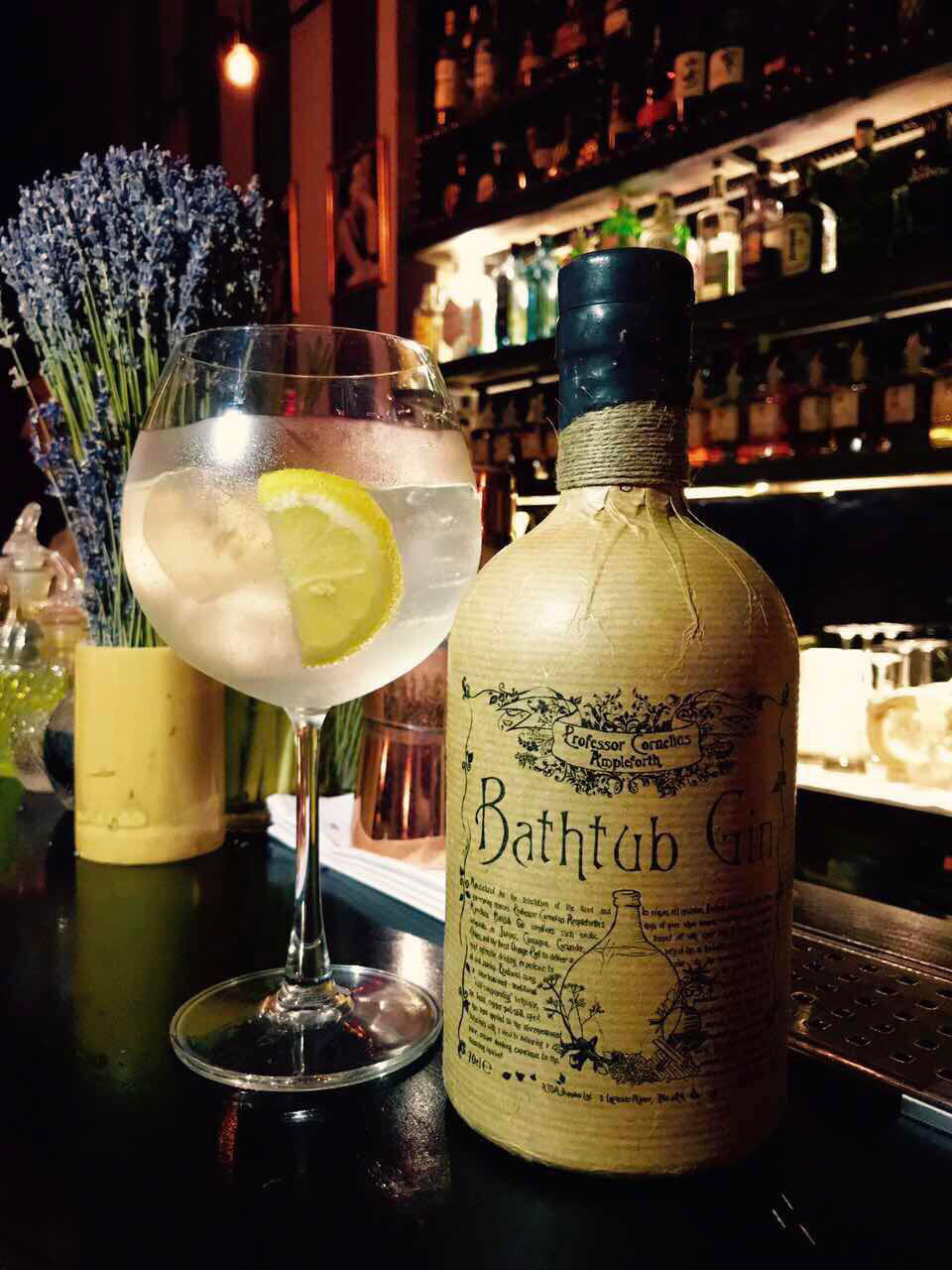 Sip App   The Gin House   Gin and Tonic