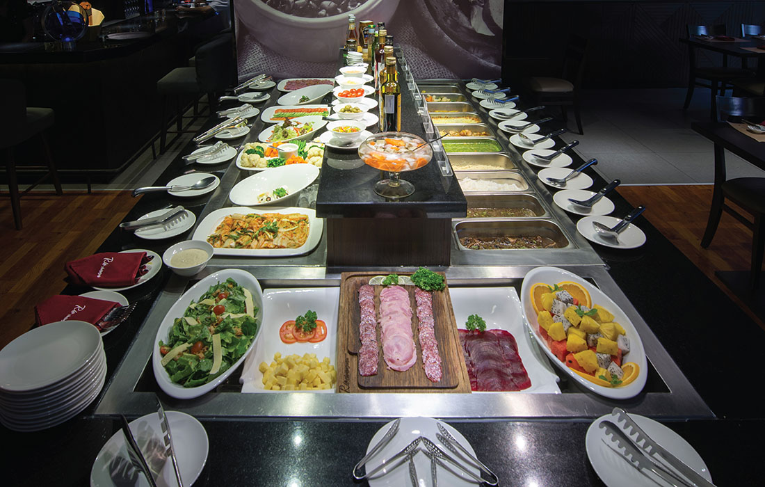 Sip | Rio Churrascaria Steakhouse buffet