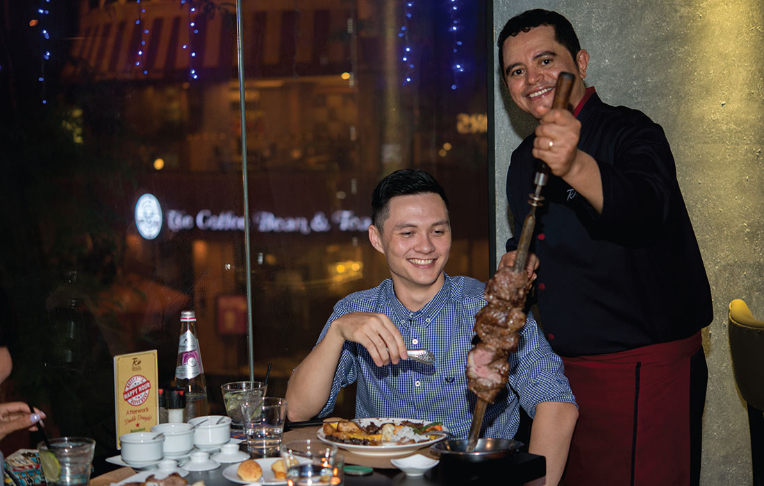 Sip | Rio Churrascaria Steakhouse churrasco