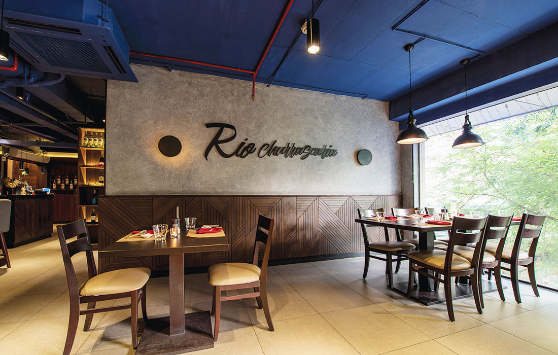 Sip | Rio Churrascaria Steakhouse interior