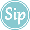 The Sip App – Your Daily Free Drink Logo