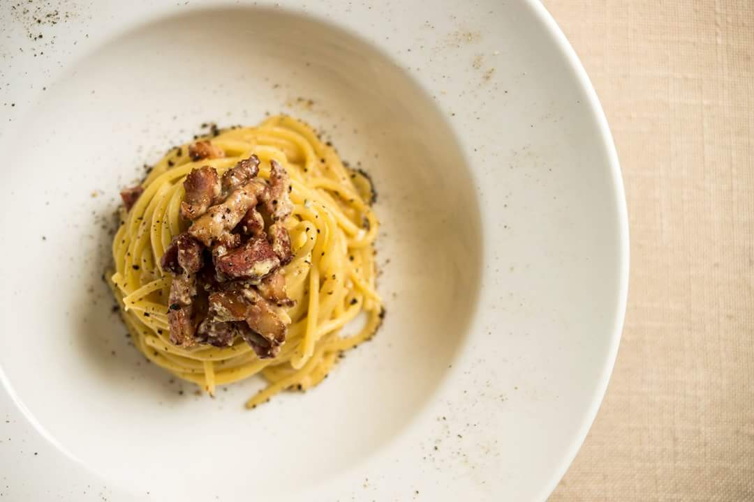 Pendolasco carbonara the sip app
